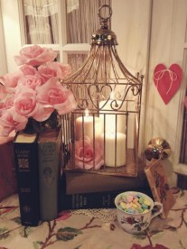 Amazing Apartment Decoration Ideas For Valentines Day15