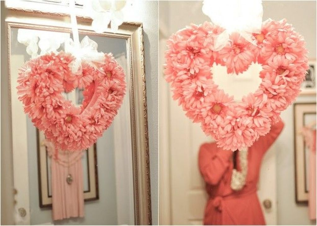 Amazing Apartment Decoration Ideas For Valentines Day37