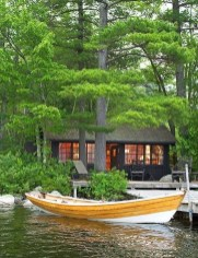 Attractive Lake House Home Design Ideas12
