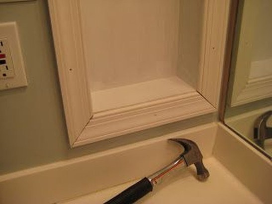 Elegant Bathroom Cabinet Remodel Ideas25