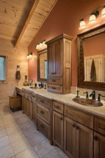 Elegant Bathroom Cabinet Remodel Ideas29
