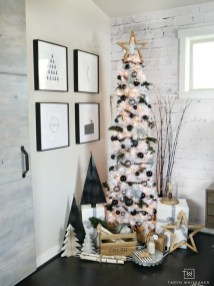 Perfect White Christmas Decoration Ideas16