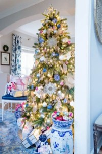 Perfect White Christmas Decoration Ideas43