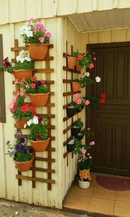 Stylish Vertical Garden Ideas For House27