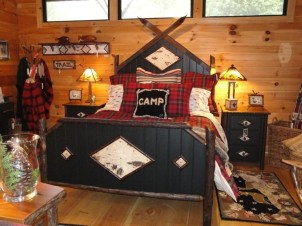 Affordable Lake House Bedroom Decorating Ideas12