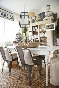 Cute Farmhouse Dining Room Table Ideas01
