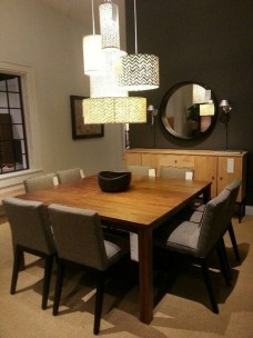 Cute Farmhouse Dining Room Table Ideas04