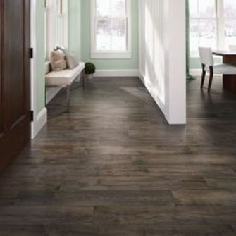 Amazing Dark Hardwood Floors Ideas For Living Room13