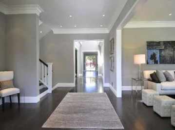 Amazing Dark Hardwood Floors Ideas For Living Room34