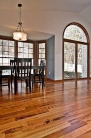 Amazing Dark Hardwood Floors Ideas For Living Room35