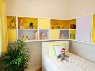 Cheap Space Saving Design Ideas For Kids Rooms 14