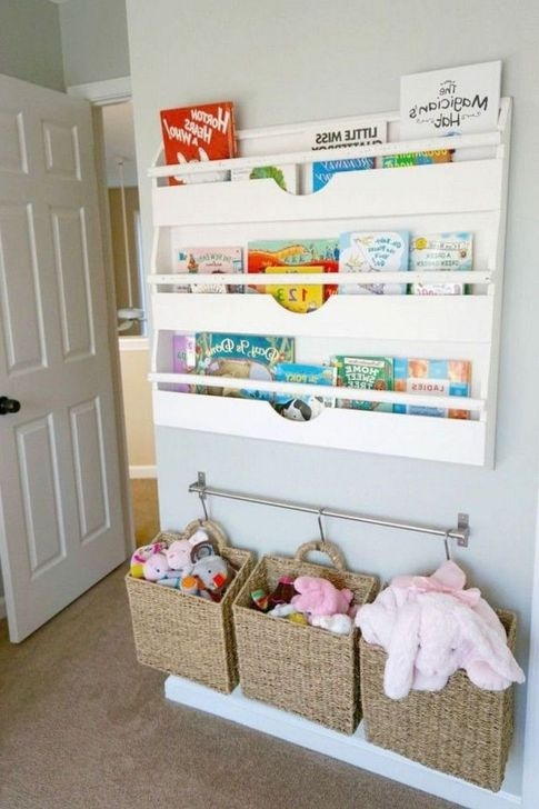 Cheap Space Saving Design Ideas For Kids Rooms 15