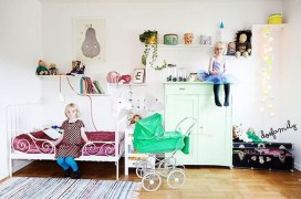 Cheap Space Saving Design Ideas For Kids Rooms 30