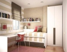 Cheap Space Saving Design Ideas For Kids Rooms 31