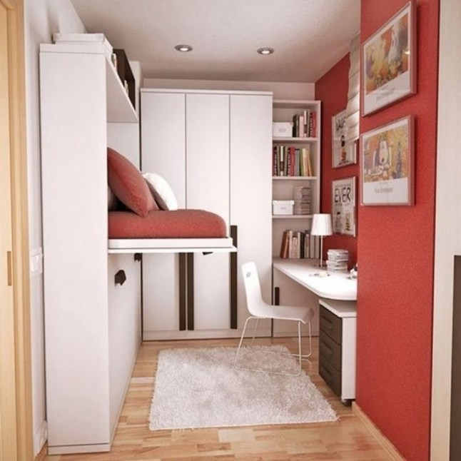 Cheap Space Saving Design Ideas For Kids Rooms 41