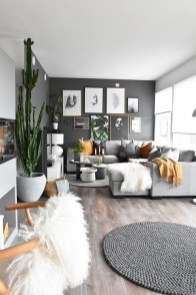 Elegant Midcentury Living Room Design Ideas13