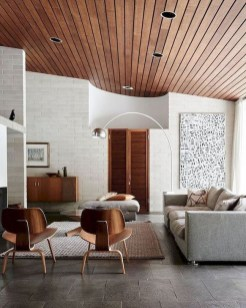 Elegant Midcentury Living Room Design Ideas21