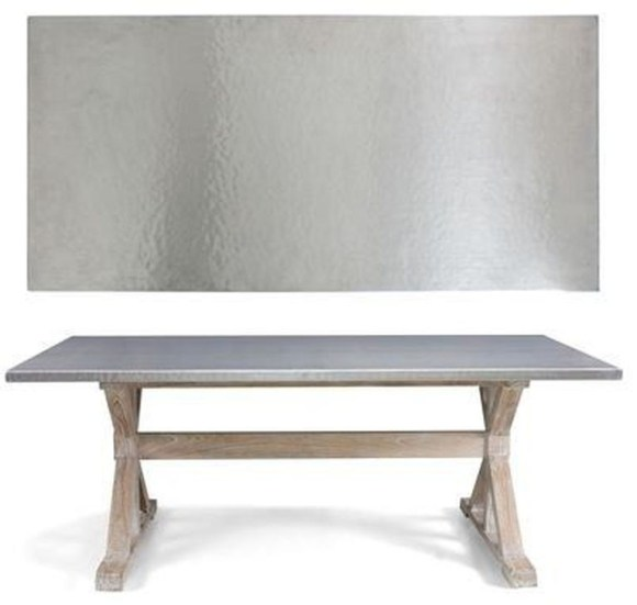 Stunning Stainless Steel Kitchen Tables Ideas24