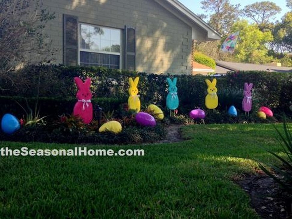 Charming Easter Ideas For Outdoor Decorations 21 99bestdecor