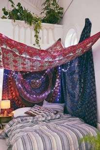 Smart Diy Bohemian Bedroom Decor Ideas 13