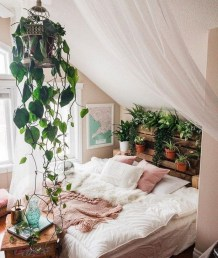 Smart Diy Bohemian Bedroom Decor Ideas 40