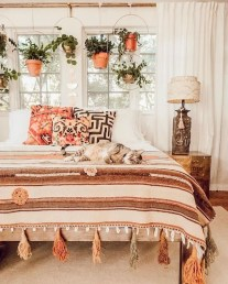 Smart Diy Bohemian Bedroom Decor Ideas 42