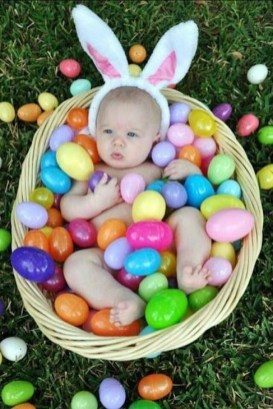 Gorgeous Easter Basket Ideas For Kids 16