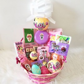 Gorgeous Easter Basket Ideas For Kids 22