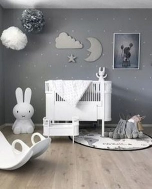 Modern Baby Room Themes Design Ideas 06