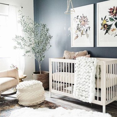 Modern Baby Room Themes Design Ideas 15