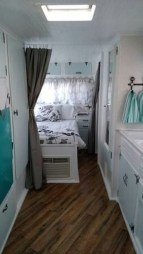Splendid Rv Camper Remodel Ideas 38