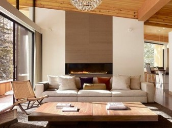 Rustic Living Room Decoration Ideas With Some Ornament 19