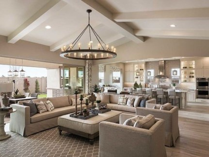 Cool Ceilings Lighting Design Ideas For Living Room To Try 02