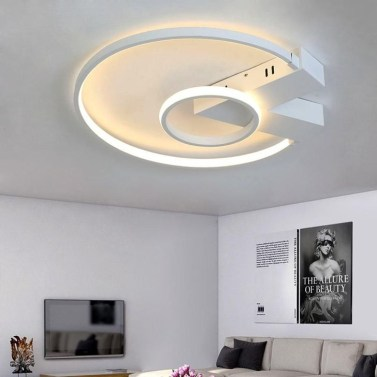 Cool Ceilings Lighting Design Ideas For Living Room To Try 33