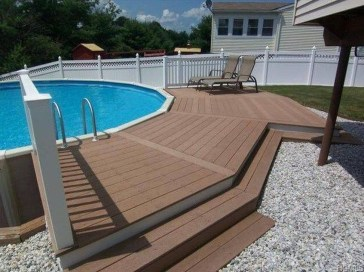 Creative Swimming Pools Design Ideas For Your Yard 04