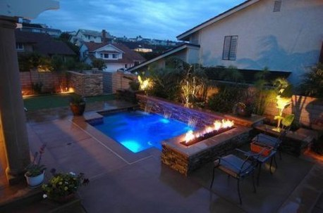 Creative Swimming Pools Design Ideas For Your Yard 33