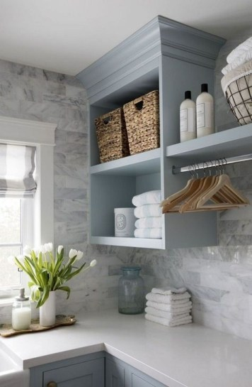 Fancy Laundry Room Layout Ideas For The Perfect Home 17