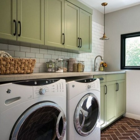 Fancy Laundry Room Layout Ideas For The Perfect Home 37