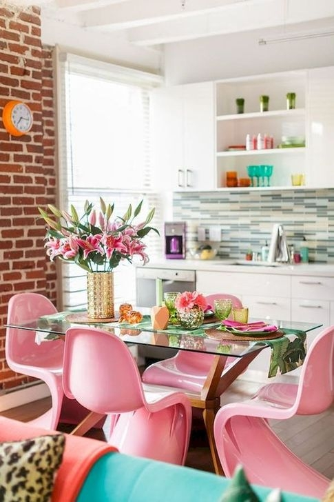 Luxury Colorful Apartment Décor And Remodel Ideas For Summer 05