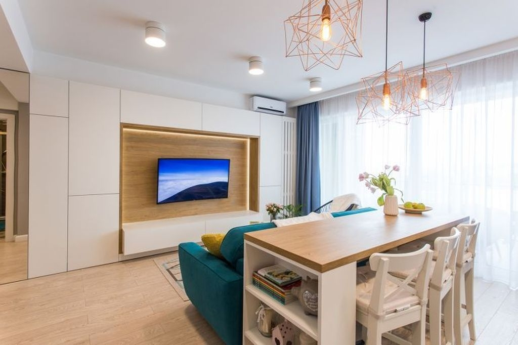 Luxury Colorful Apartment Décor And Remodel Ideas For Summer 40