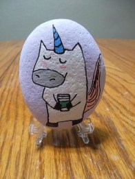 Marvelous Diy Projects Painted Rocks Animals Horse Ideas For Summer 13
