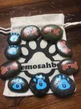 Splendid Diy Projects Painted Rocks Animals Dogs Ideas For Summer 16