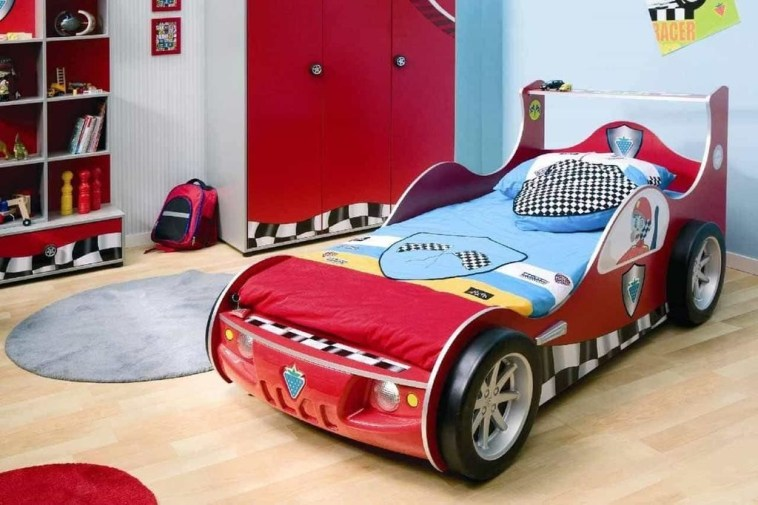 Astonishing Car Bed Designs Ideas That Every Kids Must See 12