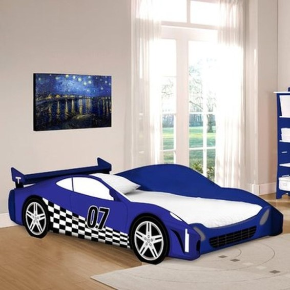 Astonishing Car Bed Designs Ideas That Every Kids Must See 42