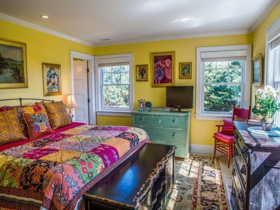 Favored Bedroom Design Ideas With Beach Themes 05