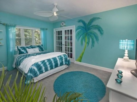 Favored Bedroom Design Ideas With Beach Themes 29