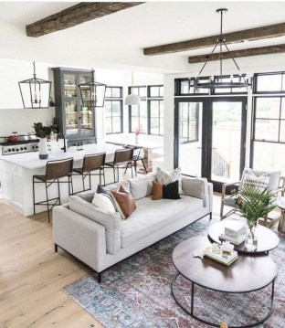 Flawless Living Room Design Ideas To Copy Asap 40
