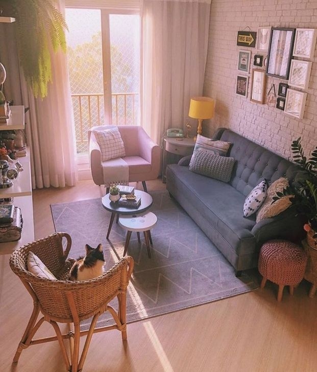 Flawless Living Room Design Ideas To Copy Asap 42