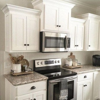 Classy Farmhouse Kitchen Cabinets Design Ideas To Copy 24