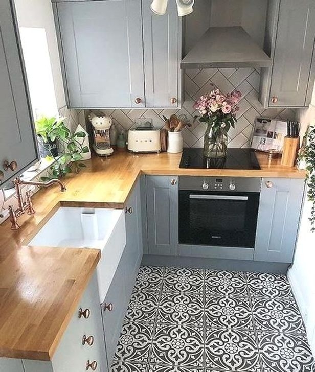 Hottest Small Kitchen Ideas For Your Home 44